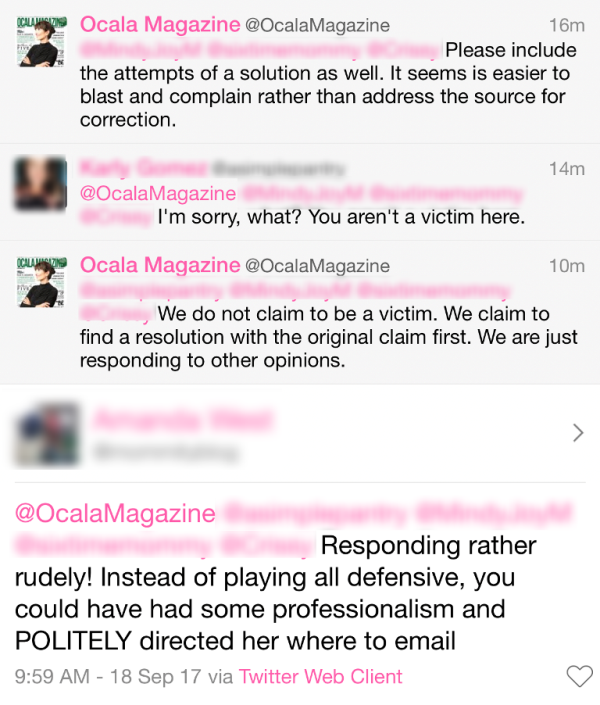 A Case Study in How NOT to Do Twitter Customer Service