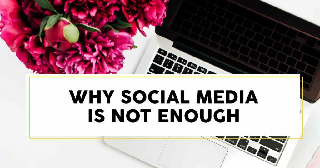 Influencer Education - Episode 4 - Why Social Media is Not Enough