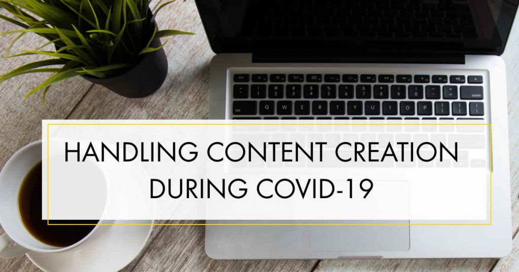 Influencer Education - Episode 13 - Content Creation During COVID-19